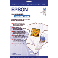 Epson Cool Peel Iron-On Transfer Paper