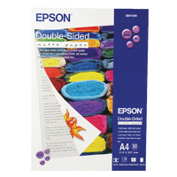 Epson H/Weight D-Sided A4 Matte Photo