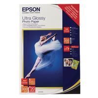 Epson Ultra Glossy 10x15cm Photo Pk20