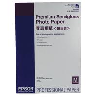 Epson Prem Semi-Gloss A2 Photo Ppr Pk25