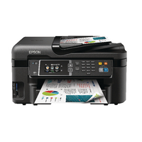 Epson Workforce WF3620DWF Inkjet Printer