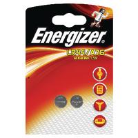 Energizer Specialty Battery A76/LR44 Pk2