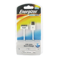 Energizer USB Charge/ Sync Cable Connect