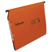 Esselte Orgarex 15mm Lateral File A4 P25