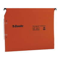 Esselte Orgarex 30mm Lateral File A4 Pk2