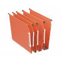 Esselte Orgarex 50mm Lateral File A4 Pk2