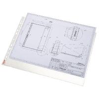 Esselte A3 Landscape Plastic Pocket Pk10