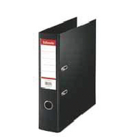 Esselte Black 75mm Lever Arch File Pk10