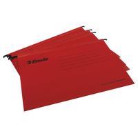 Esselte Red A4 Suspension File Pk25