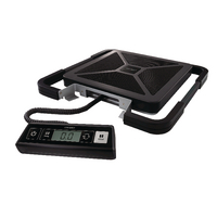 Dymo S50 Shipping Scale 50kg Black