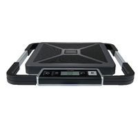 Dymo S100 Shipping Scale 100kg Black