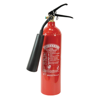 Fire Extinguisher Crbn/Dioxide 2kg XC2A