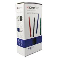 GBC Black 12mm Binding Comb 4028177 P100