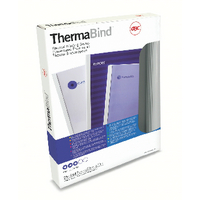 GBC 1.5mm White A4 Thermal Binding Cover