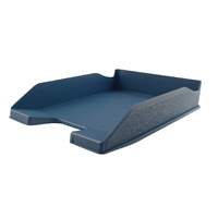 Exacompta Fver Letter Tray Blue 113101D