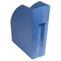 Forever Blue Magazine Rack 180101D