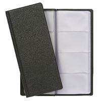 Guildhall Business Card Holder C128 Blck