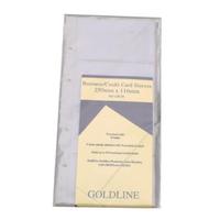 Goldline Bus/Card Refill Clear Pk5 GBC/R