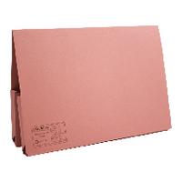 Guildhall Pink Dbl Pocket Wallet Pk25