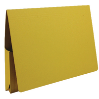 Guildhall Yellow 14x10in Pkt Wallet Pk50