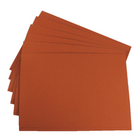 Guildhall Orange Pocket Wallet 14x10in