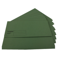 Guildhall Green Document Wallets Pk50