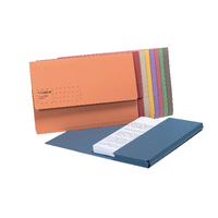 Guildhall Assorted Doc Wallet GDW1-AST