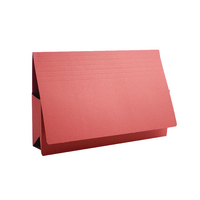 Guildhall Red Probate Doc Wallet Pk25