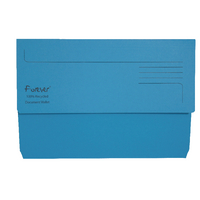 Guildhall Bright Blue Manila Wallet Pk25