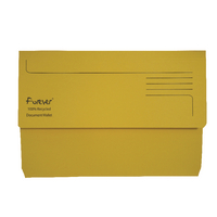 Guildhall Yellow Manilla FC Wallet Pk25