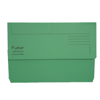 Guildhall Bright Green Wallet Pk25