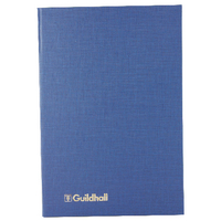 Guildhall 20 Cash Columns Account Book