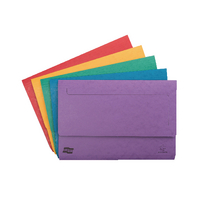 Europa Pocket Doc Wallet Asstd Pk25 4790