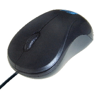 Computer Gear 3 Button Optical Mouse