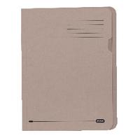 Elba Buff Sq Cut Folder LWT 180gsm Pk100