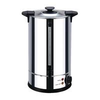 Igenix 16L Steel Urn IG4016