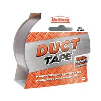 UniBond Silver 50mmx10M Duct Tape