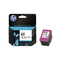 HP 62 Cy/Mag/Yw Ink Cartridge C2P06AE