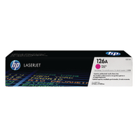 HP 126A Magenta LaserJet Toner CE313A
