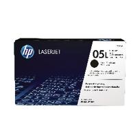 HP 05L Black Economy Toner CE505L