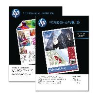 HP Pro A4 Gloss Laser Photo Paper CG965A