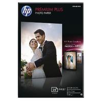 HP Premium Plus 10x15cm Photo Paper P25
