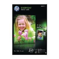 HP E/Day Gloss 10x15cm Photo Paper Pk100