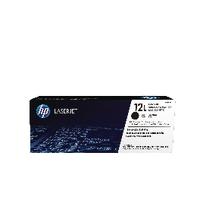 HP 12L Black Economy Toner Q2612L