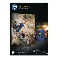 HP Advanced Glossy A4 Photo Paper Q8698A