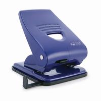 Rapesco 835 Blue 2-Hole Perforator