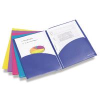 Rapesco A4 Bright Twin ID File 788 Pk5