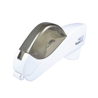 SupaCut Tape Dispenser White 2 x Tape