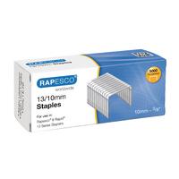Rapesco Staples 10mm 13/10mm Pk5000