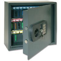 Helix High Security Key Safe - 60 Keys
